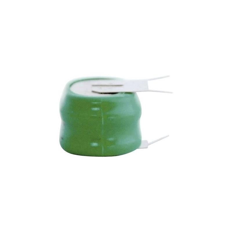 Emmerich 120 H, SLF Batteria ricaricabile a bottone 120H NiMH 170 mAh 2.4 V 1 pz.