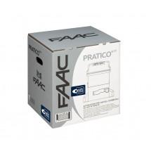 FAAC Pratico Kit Motorizzazione per Cancello Scorrevole fino a 600 KG Oleodinamico uso intensivo 220v 10564944