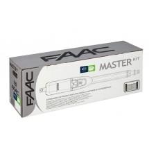 FAAC Master Kit 230V Automazione Cancello Battente Anta 104415445