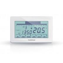 Cronotermostato da Parete Fantini Cosmi Ch 180 Settimanale a Batterie Touch Bianco