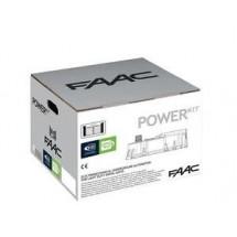 FAAC Power Kit Green Motore Interrato per Cancello a Battente 106746445
