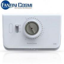 Termostato Ambiente Elettronico Fantini C60 Bianco