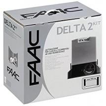 FAAC Kit Cyclo 24v Safe&Green Fino a 400kg 1059995