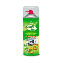 Sanitizzante Profumato per Condizionatori Bomboletta Spray Antibatterico in Schiuma (400ml) Contro funghi e Batteri Sanificante