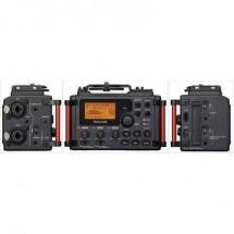 Registratore Audio Portatile Tascam Dr-60Dmk2 Nero