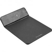 Mouse Pad Xtrememac Ipu-Wcm-13 Ricarica Senza Fili Nero