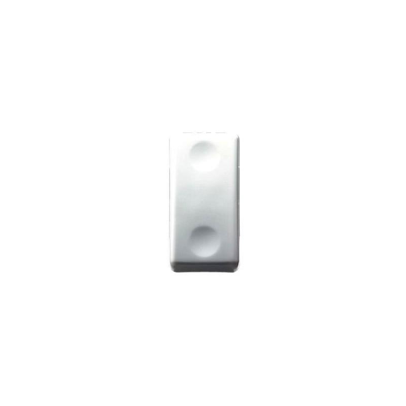 Pulsante unipolare bianco, NA 10A, serie System Gewiss, codice Gw20510, Miglior Prezzo.