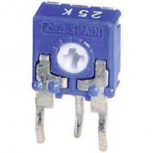 Weltron CA6 H Trimmer miniaturizzato lineare 0.1 W 500 kΩ 215 ° 235 ° 1 pz.