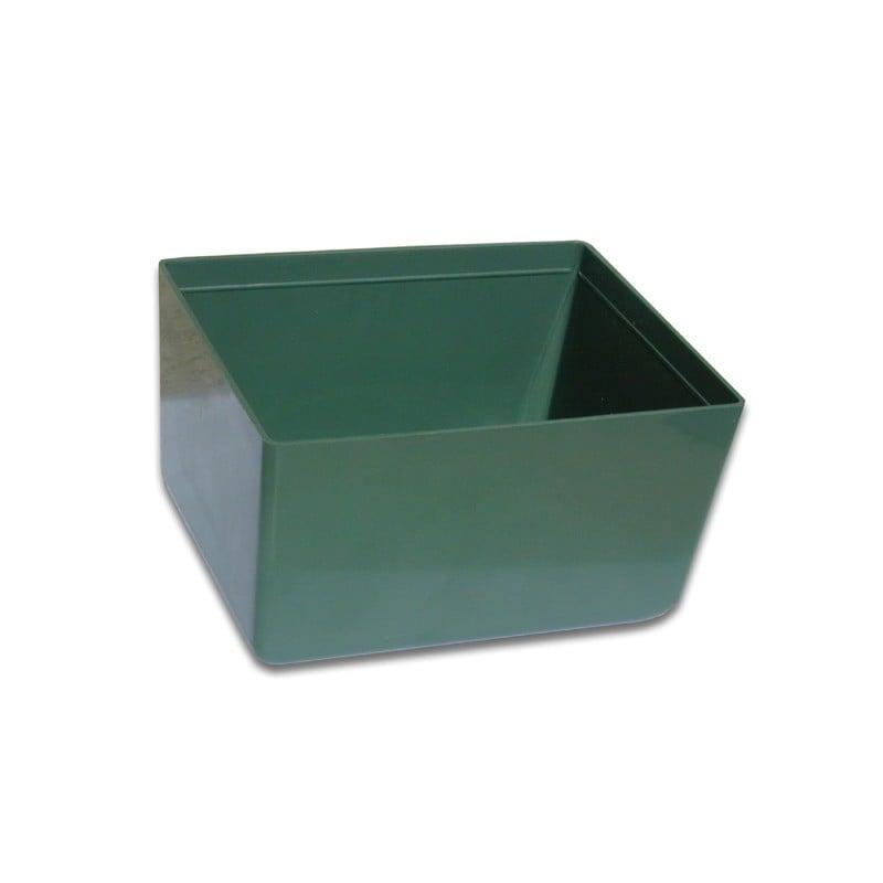 Vaschetta Terry Verde V-4 Mm 107X138X79