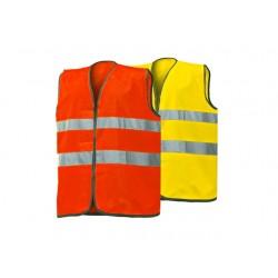 Gilet Alta Visibilita Arancio 422035