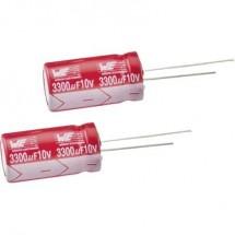 Condensatore elettrolitico Würth Elektronik WCAP-ATG8 860011375006 5 mm 10 µF 400 V 20 % (Ø x A) 10 mm x 16 mm 1 pz.