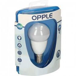 Opple LED (monocolore) Classe energetica A (A++ - E) E14 Goccia 4 W 25 W Bianco caldo (Ø x L) 45 mm x 84 mm 1 pz.