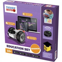 TINKERBOTS Robot in kit da montare Education Advanced Set 00145