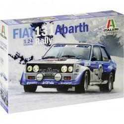 Automodello in kit da costruire Italeri 3662 Fiat 131 Abarth Rally 1:24