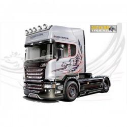 Camion in kit da costruire Italeri 3906 Scania R730 Streamline 4x2 1:24