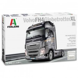 Camion in kit da costruire Italeri 3940 Volvo FH4 Globetrotter XL 1:24