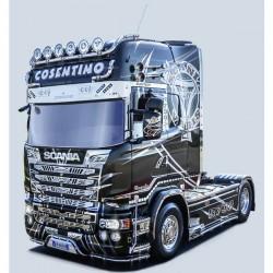 Camion in kit da costruire Italeri 3952 SCANIA R730 Streamline Show Truck 1:24