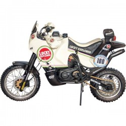 Motocicletta in kit da costruire Italeri 4643 Cagiva Elephant 850 Winner 1987 1:9