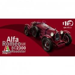 Automodello in kit da costruire Italeri 4708 Alfa Romeo 8C/2300 1931-33 1:12