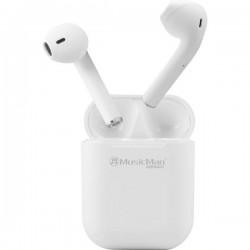 Music Man BT-X57 Bluetooth HiFi Cuffie auricolari Auricolare In Ear headset con microfono, regolazione del volume
