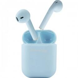 Music Man BT-X57 Bluetooth HiFi Cuffie auricolari Auricolare In Ear headset con microfono, regolazione del volume Blu