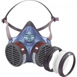 Moldex Serie 5000 5584 Semimaschera usa e getta FFA2P3 R D Taglia dim.: L