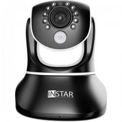 INSTAR IN-8015 Full HD black 10080 LAN, WLAN IP Videocamera di sorveglianza 1920 x 1080 Pixel