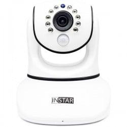 INSTAR IN-8015 Full HD white 10081 LAN, WLAN IP Videocamera di sorveglianza 1920 x 1080 Pixel