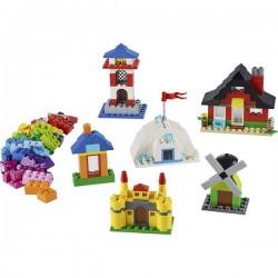 11008 LEGO® CLASSIC Mattoncini LEGO - case colorate