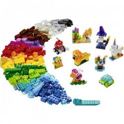 11013 LEGO® CREATOR Kit creativo con pietre trasparenti