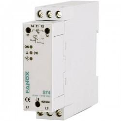 Relè di monitoraggio 1 scambio Fanox ST4 1 pz.