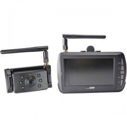 ProUser DRC 4340 Sistema video di retromarcia senza fili 2 ingressi telecamera