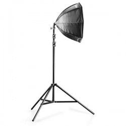 Walimex Set Daylight 250 Lampada fotografica 50 W