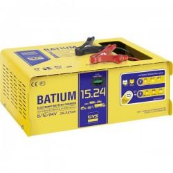 GYS BATIUM 15.24 024526 Caricatore automatico 6 V, 12 V, 24 V 22 A 22 A