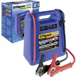 Sistema di accensione rapido GYS PACK 400 025455 Corrente davviamento ausiliaria (12 V) 480 A