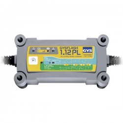 GYS GYSFLASH 1.12 PL 026902 Caricatore automatico 12 V 1 A