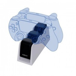 Konix DUAL CHARGE BASE PS5 Caricatore controller