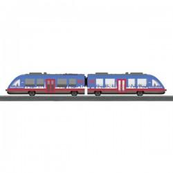 Märklin World 29307 H0 kit di avviamento Airport Express -