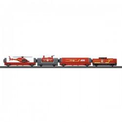 Märklin World 29340 Starter kit H0 vigili del fuoco