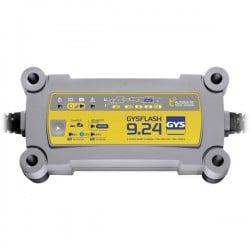 GYS GYSFLASH 9.24 029477 Caricatore automatico 6 V, 12 V, 24 V 9 A 9 A 6 A