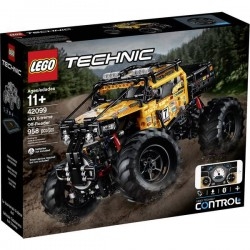 42099 LEGO® TECHNIC Trazione integrale Xtreme fuoristrada