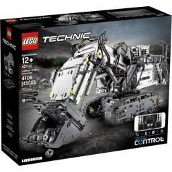 42100 LEGO® TECHNIC Escavatore Liebherr R 9800