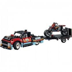 42106 LEGO® TECHNIC Spettacolo di acrobazie con camion e moto