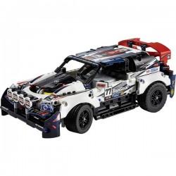 42109 LEGO® TECHNIC Auto rally top-gear con controllo app