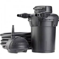 Pontec 57146 Pompa filtrante con sterilizzatore UVC 2500 l/h