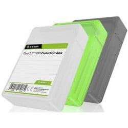 ICY BOX IB-AC6025-3 Contenitore Hard Disk da 2.5 Kit da 3