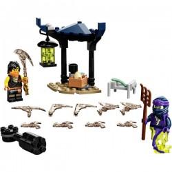 71733 LEGO® NINJAGO Kit battaglia: Cole vs. Combattente fantasma