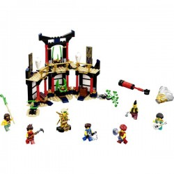 71735 LEGO® NINJAGO Tornei degli elementi