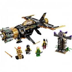 71736 LEGO® NINJAGO Rompitori di roccia di Coles