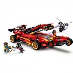 71737 LEGO® NINJAGO X-1 Ninja Supercar